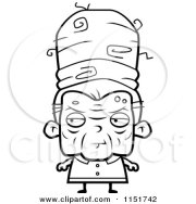cartoon clipart of black