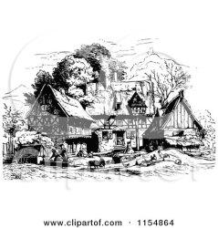 village clipart retro vector royalty clip prawny villages artists illustration copyright clipground regarding notes