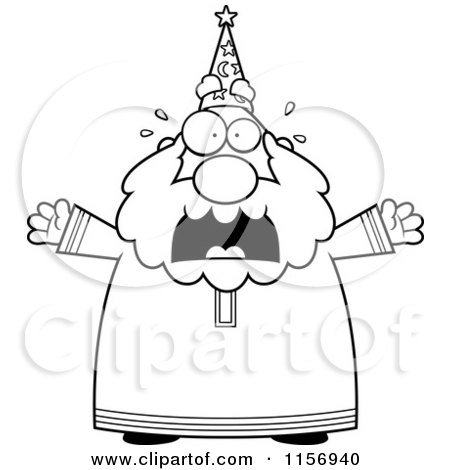 Pin Coloring Pages Wizard Free Kamistad Celebrity Pictures