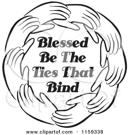 Royalty-Free (RF) Blessing Clipart, Illustrations, Vector