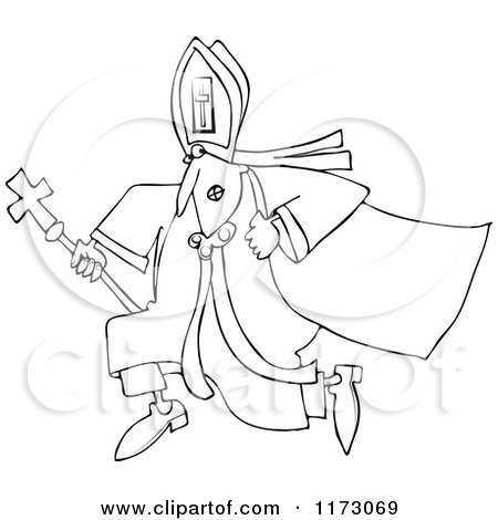 Pope Francis Coloring Pages Sketch Coloring Page