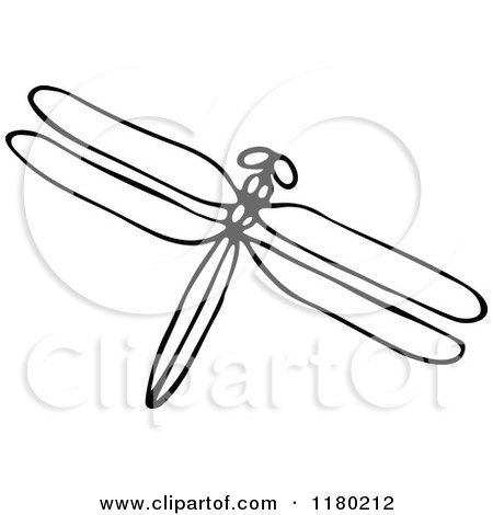 clipart of black and white sketched