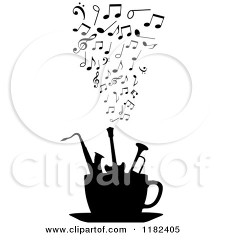 Royalty Free Trumpet Illustrations by Seamartini Graphics