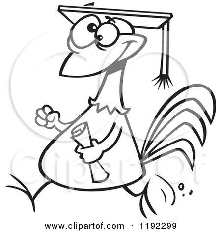 Royalty Free Chicken Illustrations by toonaday Page 1