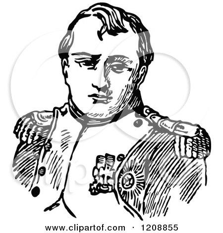 Clip Art Napoleon Black
