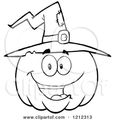 Halloween Ghost Pumpkin Black And White Ghost Wiring
