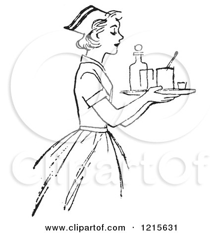 Royalty-Free (RF) Nurse Clipart, Illustrations, Vector