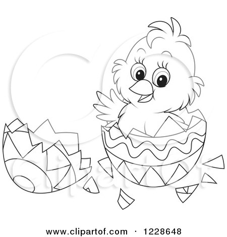 Royalty Free Chicken Illustrations by Alex Bannykh Page 1