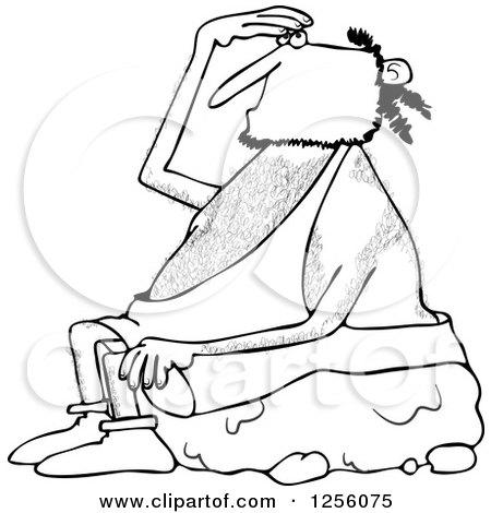 Royalty Free Caveman Illustrations by djart Page 1