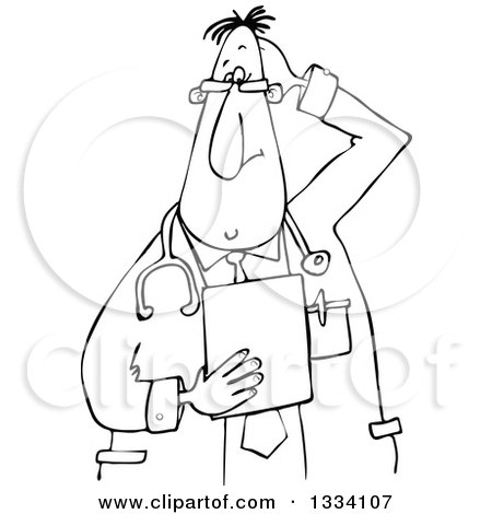 Royalty Free Healthcare Illustrations by Dennis Cox Page 1