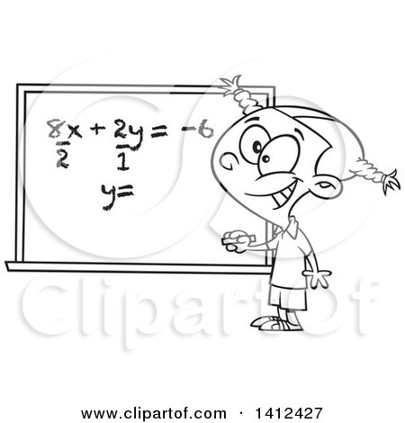 Royalty Free Math Illustrations by Ron Leishman Page 1