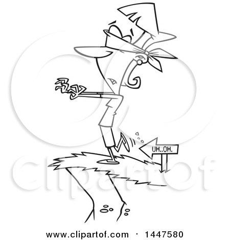 Royalty Free Stock Illustrations of Dangerous by Ron