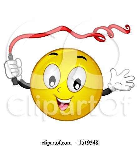 clipart of a yellow