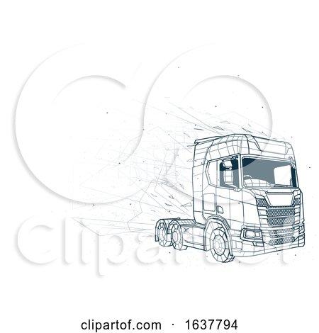 Grid Forming a Big Rig Truck by dero #1637794