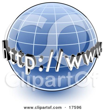 visual representation of the web