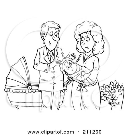 Aunt Coloring Sheet Coloring Pages