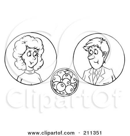 Royalty Free Stock Illustrations of Parents by Alex