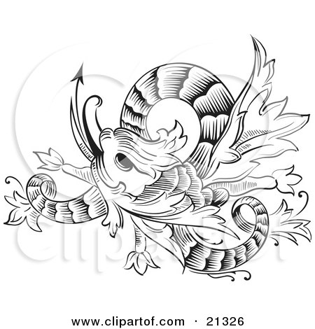 Chinese dragon tattoo can be literally one of hundreds of historically