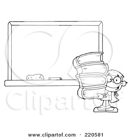 Royalty Free Read Illustrations by Hit Toon Page 1