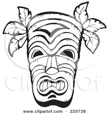 Royalty-Free (RF) Face Mask Clipart, Illustrations, Vector