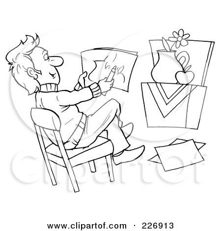 Royalty Free Job Illustrations by Alex Bannykh Page 2