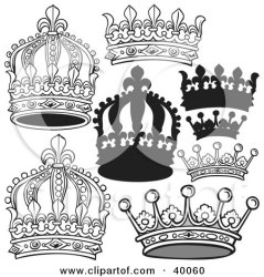 clipart elegant crowns royal crown kings dero illustrations illustration rf royalty interior