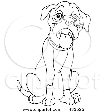 Royalty Free Stock Illustrations of Dogs by yayayoyo Page 1