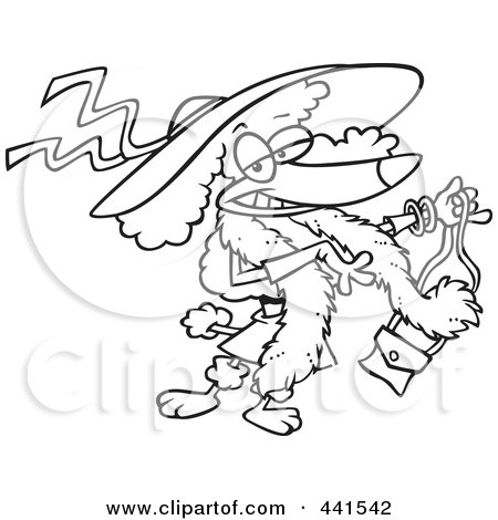 Royalty Free Dog Illustrations by Ron Leishman Page 10