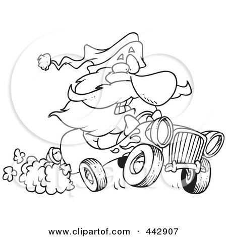 Rat Rod Truck Coloring Pages Coloring Pages