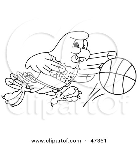 Royalty Free Coloring Book Page Illustrations by Toons4Biz