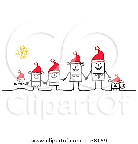 Royalty-Free (RF) Christmas Clipart, Illustrations, Vector