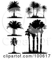Royalty-Free (RF) Black And White Clipart, Illustrations