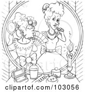 Ugly Sister Cinderella Coloring Pages Coloring Pages