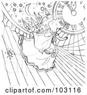 Royalty-Free (RF) Cinderella Clipart, Illustrations