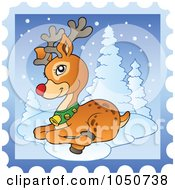 royalty-free rf clipart of postage