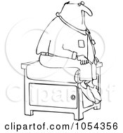 Royalty Free Stock Illustrations of Hospitals by djart Page 1