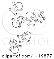 Royalty-Free (RF) Falling Clipart, Illustrations, Vector