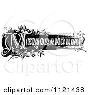 Royalty-Free (RF) Memorandum Clipart, Illustrations