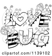 Royalty-Free (RF) Love Bug Clipart, Illustrations, Vector