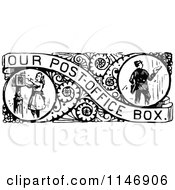 Royalty-Free (RF) Postal Worker Clipart, Illustrations