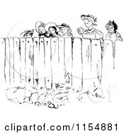 Royalty-Free (RF) Fence Clipart, Illustrations, Vector