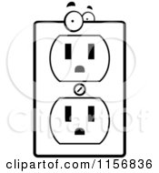 Electric Plug Coloring Page Coloring Pages