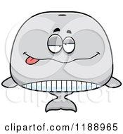 whale cartoon drunk mascot clipart royalty vector cory thoman talking loving