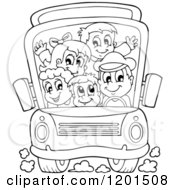Royalty-Free (RF) Bus Driver Clipart, Illustrations
