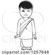 sinhala clipart illustration lanka sri temple standing boy royalty flag children lal perera poster print wall rf