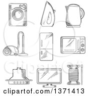 Royalty-Free (RF) Vacuum Cleaner Clipart, Illustrations