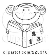 Royalty-Free (RF) Math Book Clipart, Illustrations, Vector