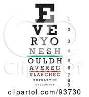 Royalty-Free (RF) Eye Doctor Clipart, Illustrations