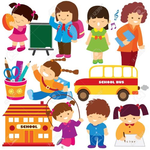 small resolution of activity clipart back to school clip art
