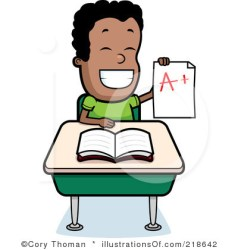 student clip clipart students boy test testing african working panda illustration taking cliparts american royalty clipartpanda clipartmag thoman cory presentations